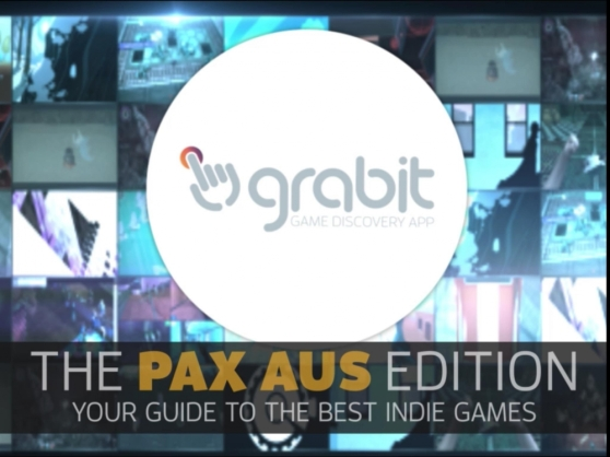 Grab It Announces The Mega PAX AUS Indie Games Show Guide | Grab It – The Game Discovery App